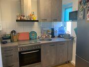 Küche mit Elektro Geräten muss
