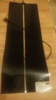 Heizmatte 45 Watt 80x28 cm