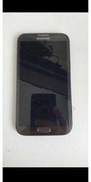 Samsung galaxy Note 2 schwarz