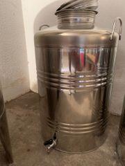 Edelstahltank Tank Edelstahlbehälter Stahltank