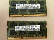 2 x 2 GB Samsung