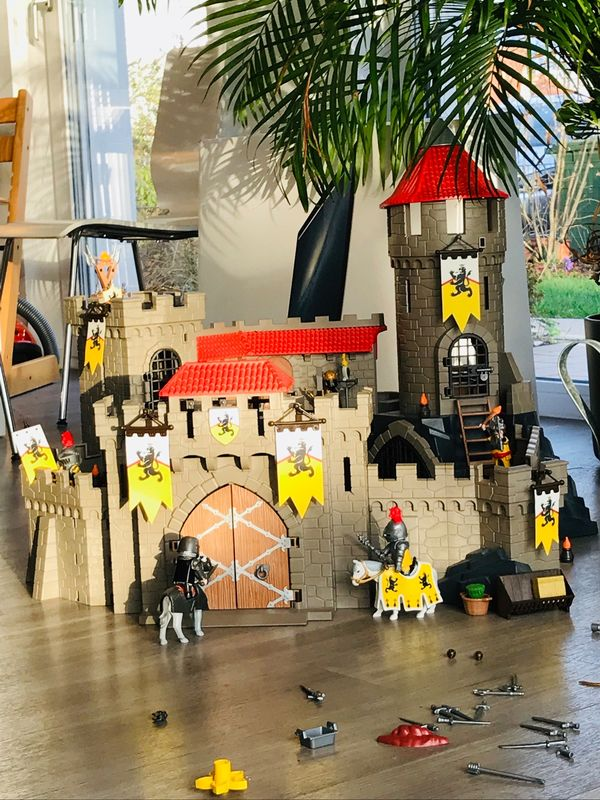 Playmobil Große Löwenritterburg 4865