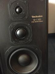 Technics SB-C450 HiFi 3 Wege