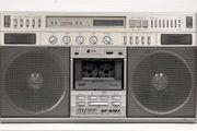 Sharp GF-9797 Recorder Boombox Ghettoblaster