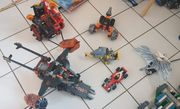 Riesige Legosammlung