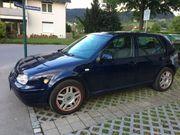 VW Golf 4 Diesel 1