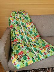 NEU Babyschlafsack Kleinkindschlafsack gefüllt mit