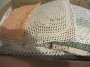 Häkel Stick Decken Handarbeit Trödel