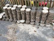 Betonplatten ca 350 Stück 25qm