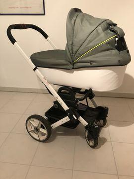 Hartan VIP XL Kombi Kinderwagen: Kleinanzeigen aus Weinheim Rippenweier - Rubrik Kinderwagen