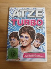 Atze Turbo Live DVD Atze
