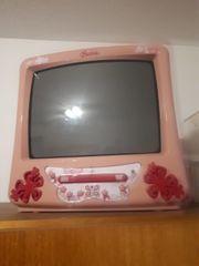 Barbie Fernseher