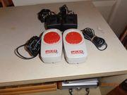 2X Piko Fahrregler mit Trafo