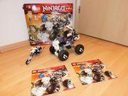 LEGO NINJAGO 2506 Monstertruck und