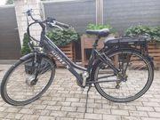 E-bike Alu Rex Trekking