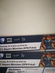 DFB Pokal Bochum-Bayern München