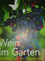 Buch Wein im Garten