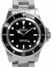 Rolex Submariner 5513 Stahl Automatik