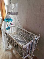 Baby Wiege Bett
