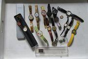 Uhren Uhren Uhren - 15 Uhren
