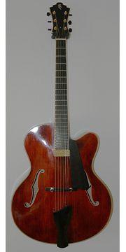 Jazzgitarre Baton Rouge JR4A - Sondermodell