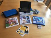 Nintendo 3DS XL mit 4