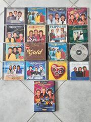 Die Flippers CD-Sammlung günstig zu