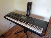 Yamaha Montage 8 Synthesizer 1