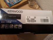 Autoradio Kenwood KDC-120UG neuwertig