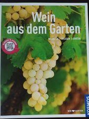 Buch Wein aus dem Garten