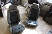 Lancia Delta Interieur Sitze komplett