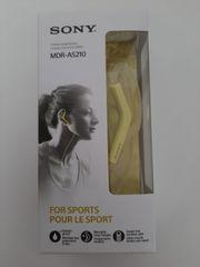 NEU Sony MDR - AS210 Sportkopfhörer