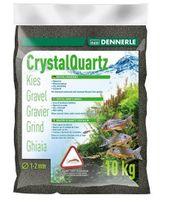 Aquarienkies Sand Diamantschwarz 1x 10kg
