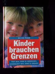 Buch Kinder brauchen Grenzen 187