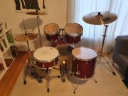 Mapex V-Series Komplettes Drum Set