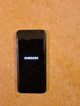 Verkaufe Samsung Galaxy S8 SM-G950F: Kleinanzeigen aus Weinheim - Rubrik Samsung Handy