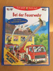 Buch Bei der Feuerwehr