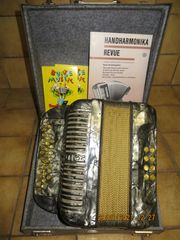Hohner Knopfakkordeon Club II B