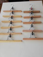 Holz Kleiderbügel
