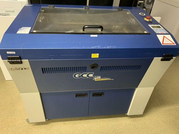 Gcc Laserpro Spirit LS Co2