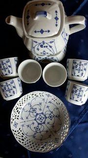 Form Marienbad Ingres weiß Teeservice