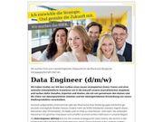 Data Engineer w m d