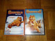 Garfield Film DVD 1 2