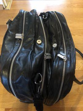 Baby- und Kinderartikel - Wickeltasche Multizip Bag schwarz