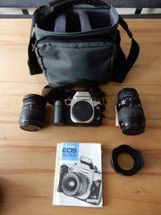 AnalogKamera Canon eos 50 e