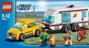 Lego City Wohnwagen