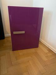 Kinderbett Schränke Kinderzimmermöbel - Fabe lila