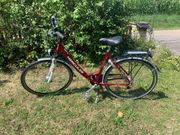 Verkaufe ein Hercules Fahrrad
