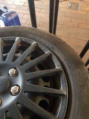 Stahlfelge Opel Corsa D