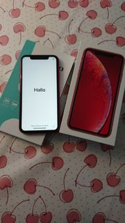 iphone XR 64GB IN ROT